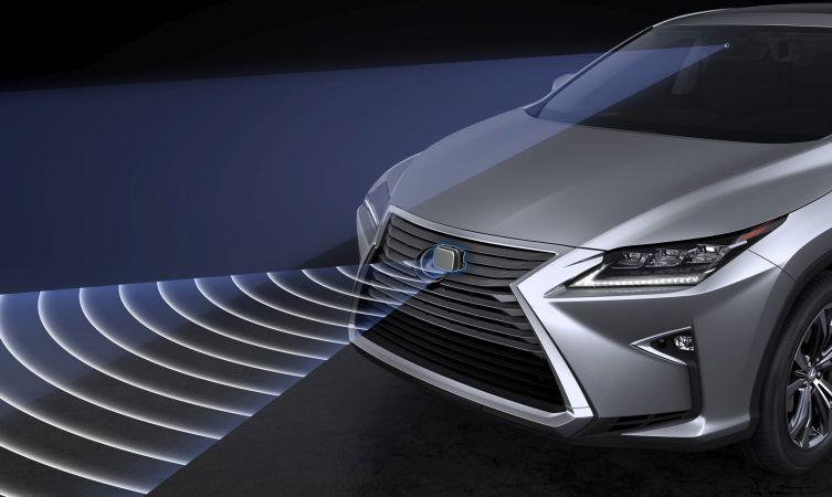 Lexus RX safety 01