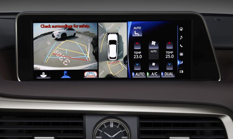 Lexus RX safety 03