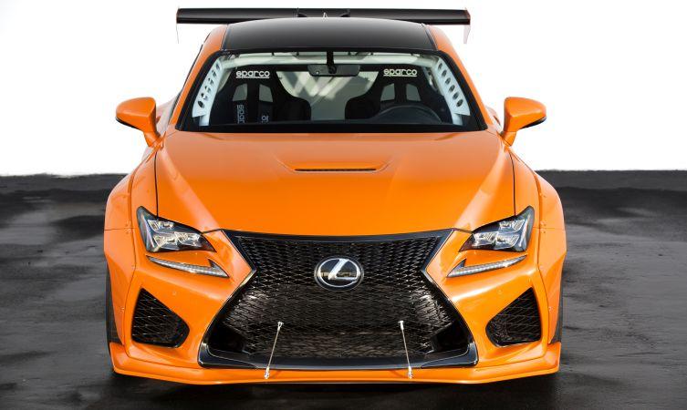 Lexus at SEMA 03