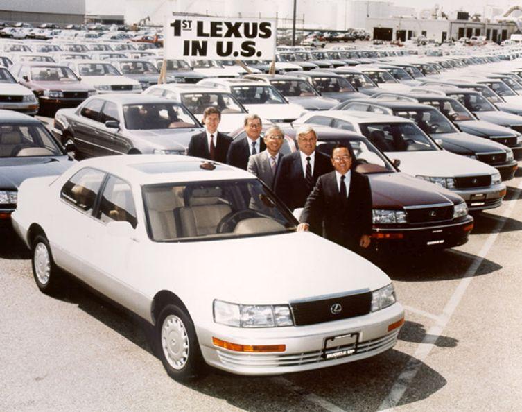 Lexus history 06