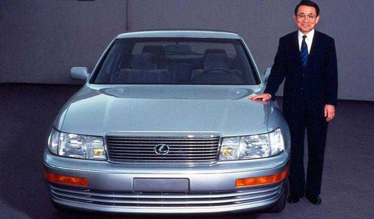 Lexus history 12