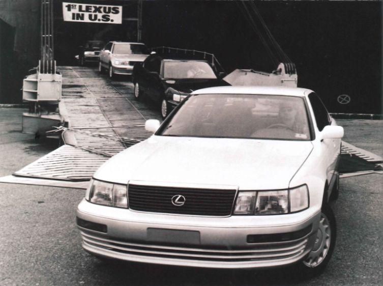 Lexus history 14