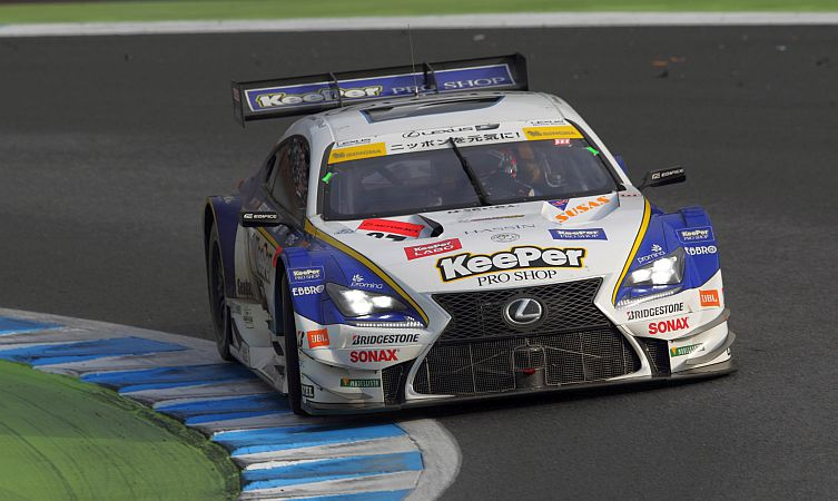 Lexus Motorsport: Super GT at Motegi 04