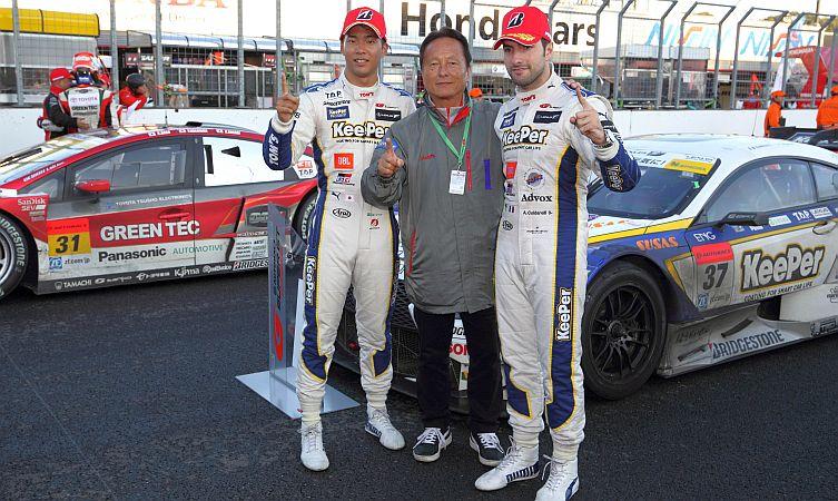 Super GT at Motegi 07
