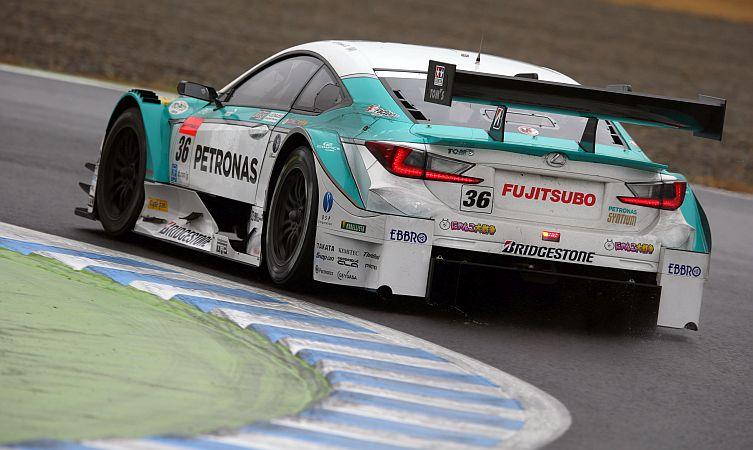 Super GT at Motegi 09