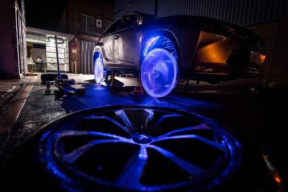 Ice-Tyre Lexus NX