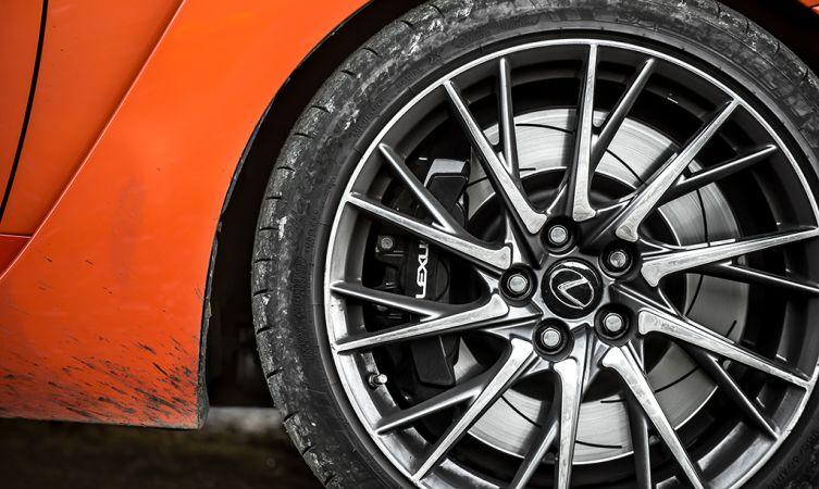 Lexus RC F Carbon in Romania 14