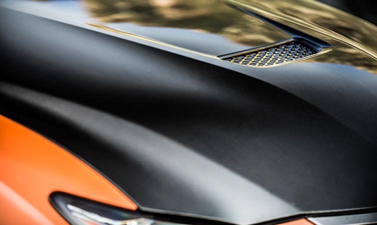 Lexus RC F Carbon in Romania 15