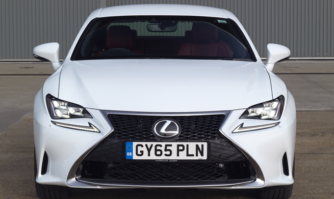 2016 RC-F-Sport-Spindle-Grille