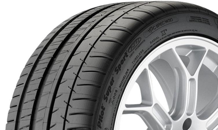 Lexus LC 500 tyres