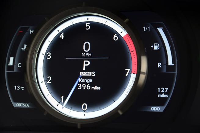 Lexus RC G-AI