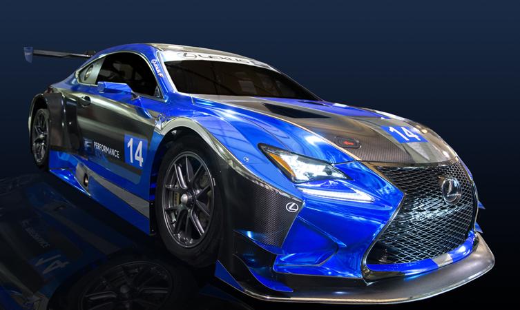 Lexus Motorsport: RC F GT3