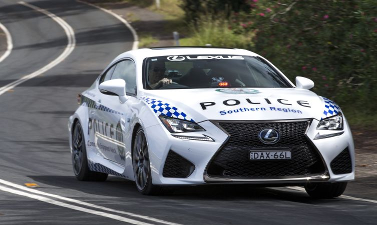 Aussie RC F police 02