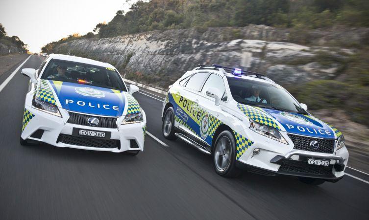 Aussie police pair