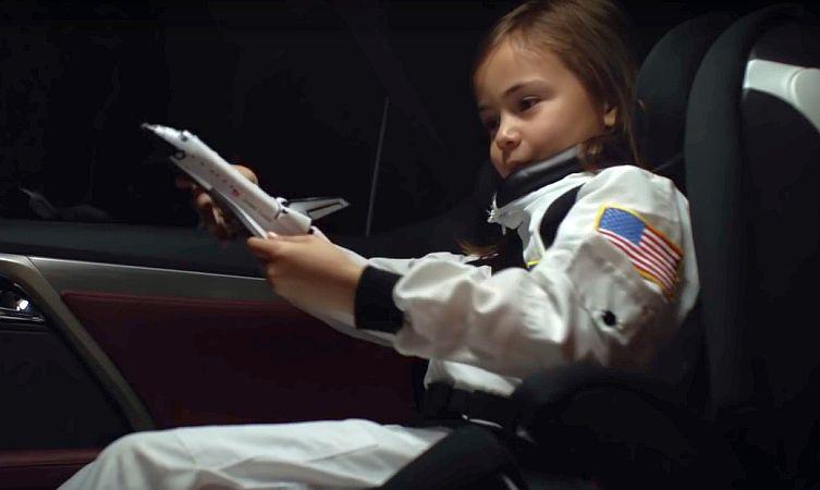 Lexus astronaut 2