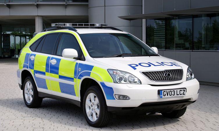 UK RX 300 police 01