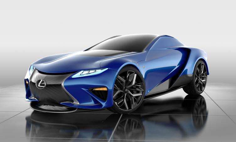 Lexus LF-LA
