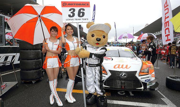 Suzuka GT500 10
