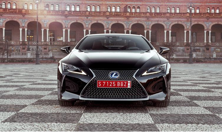 Lexus multistage hybrid