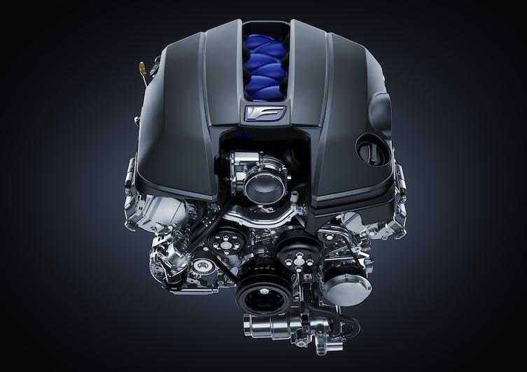 Lexus RC F V8