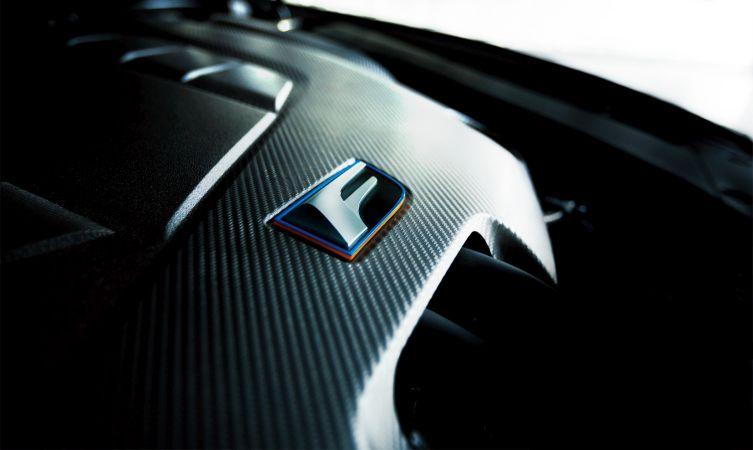 Lexus IS F V8