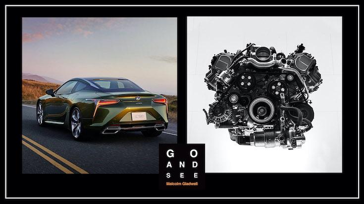 Lexus LC podcast