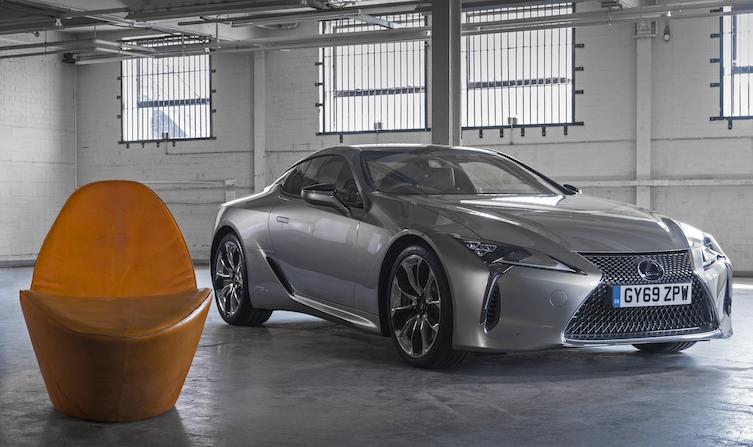 In Search of Takumi – Lexus LC