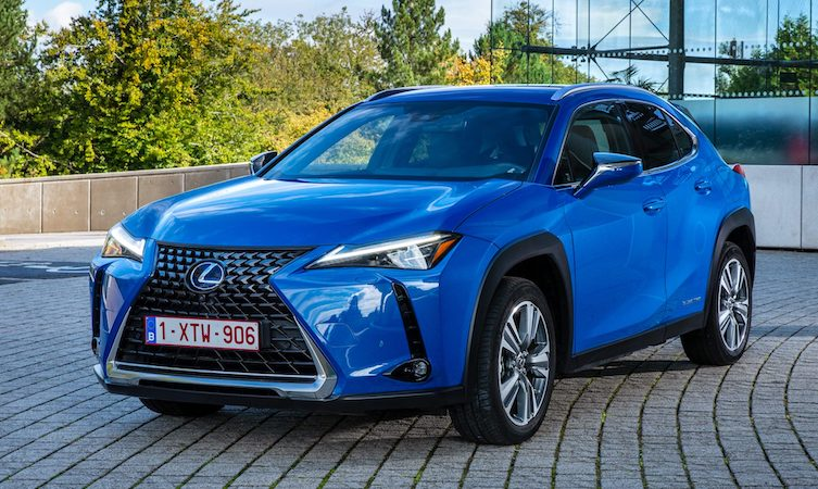 What does your car colour say about you? – Blue