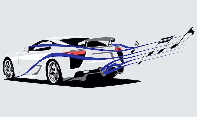 Lexus LFA images - Evan Lau