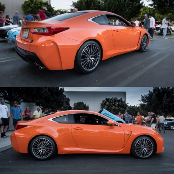 2 images RC F