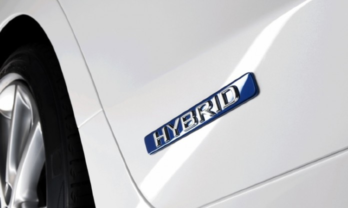 Lexus hybrid driving tips