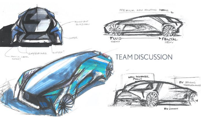 Lexus LF-30 Electrified – Ian Cartabiano