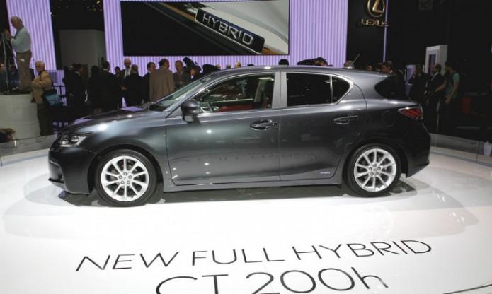Hybrid Lexus