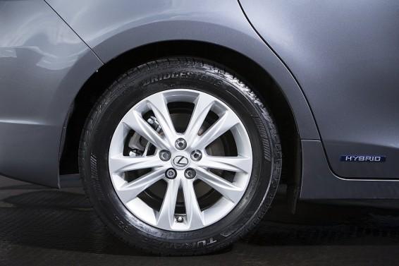 CT Advance tyre