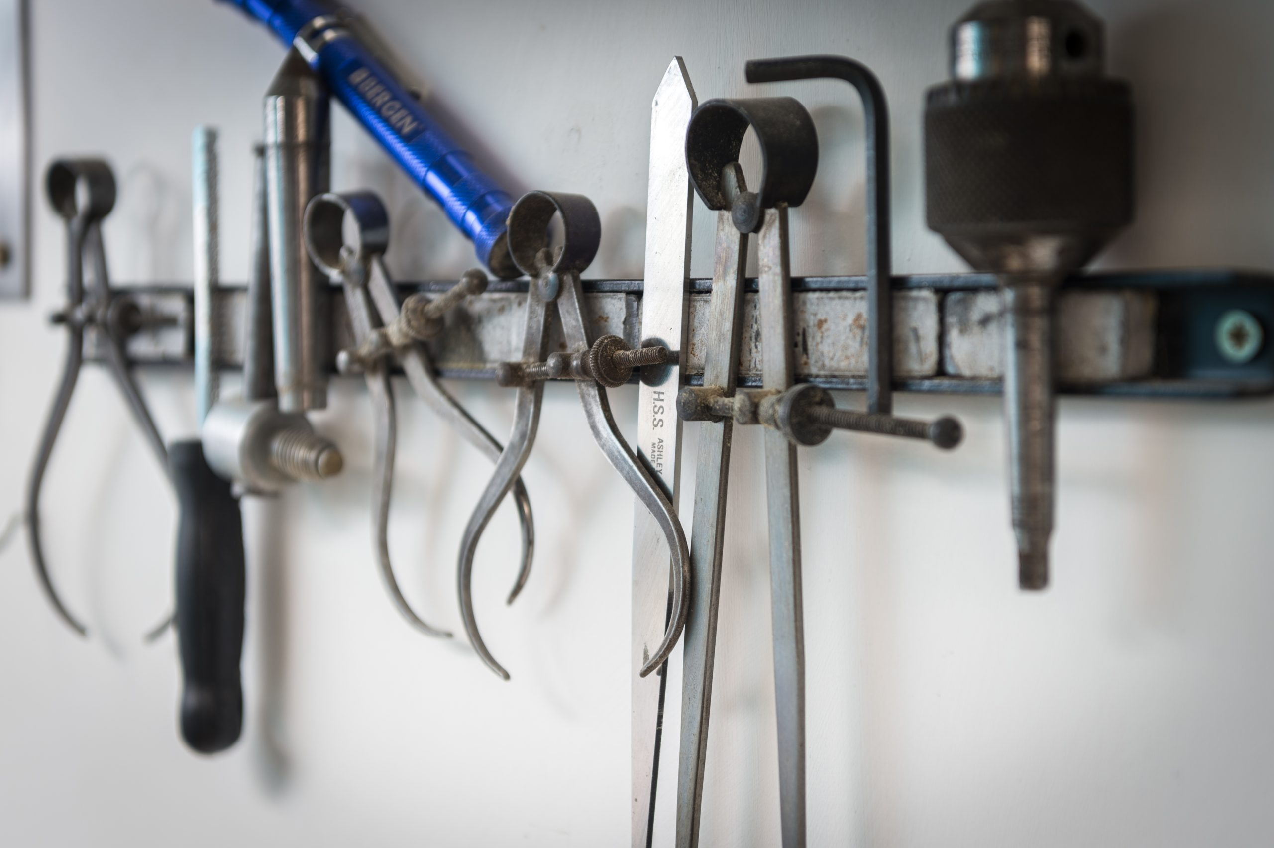 Sally Burnett Tools
