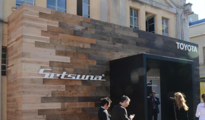 Setsuna at Milan Design Week