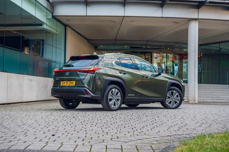 Lexus UX 300e with Premium Plus Pack