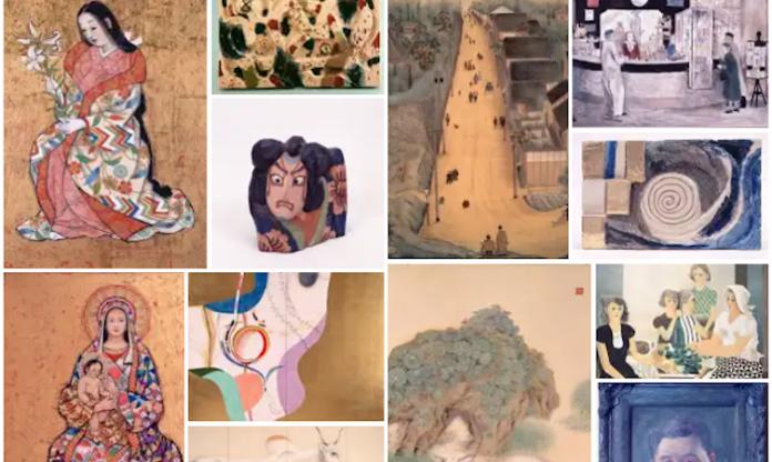 Domoto-Insho Museum of Fine Arts – Google Arts & Culture screenshot