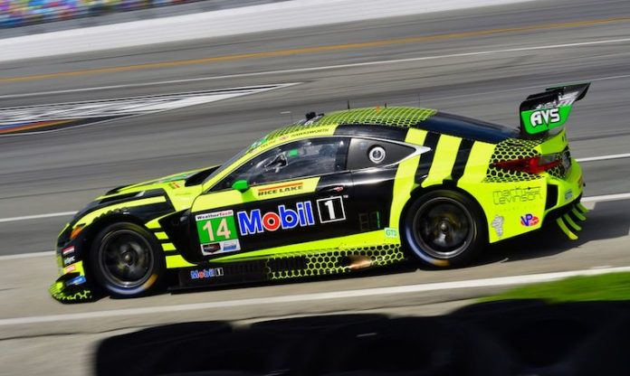 Lexus RC F GT3 Daytona 2020
