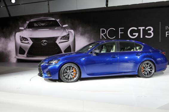 GS F Detroit profile