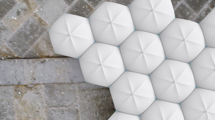 Lexus Design Award Hexagon