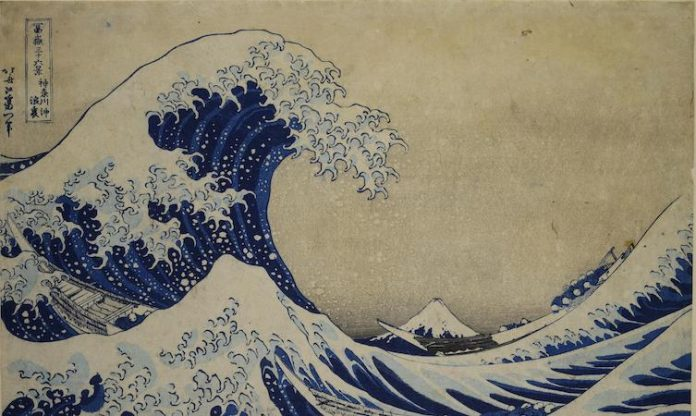 Hokusai – The Great Wave - Ukiyo-e