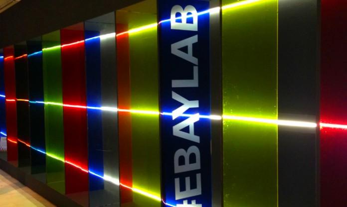 Ebay Lab at Milan Design Week