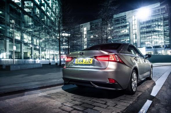 Lexus IS 300h Executive Edition Jayson Fong
