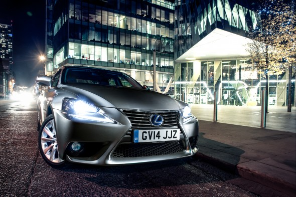 Lexus IS 300h Executive Edition Jayson Fong (1)