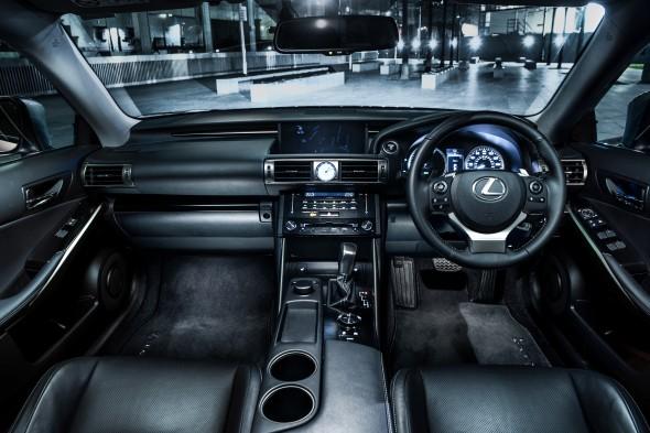 Lexus IS 300h Executive Edition Jayson Fong (22)