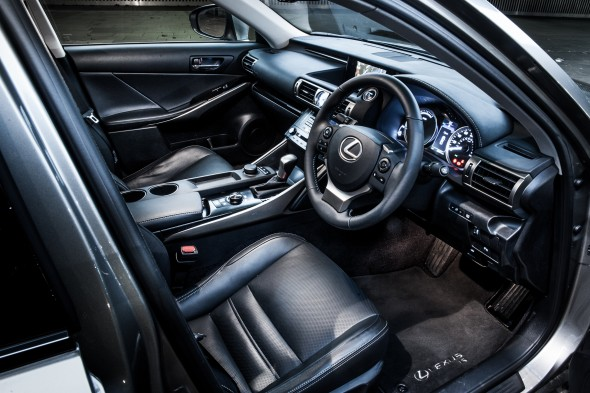 Lexus IS 300h Executive Edition Jayson Fong (24)