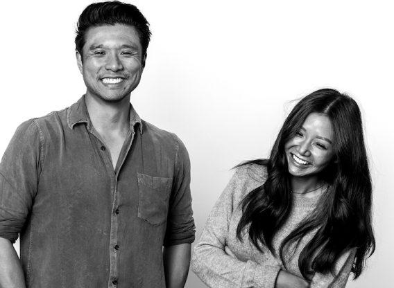 Yuta and Sharlyn Kobayashi, from Eazy Peazy
