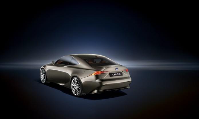 Lexus Design LF CC