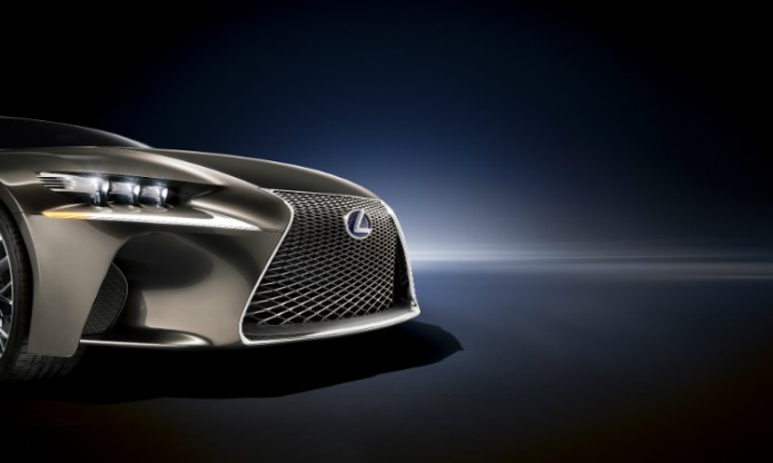 Lexus Design LF-CC